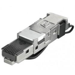 Conector RJ45 sin herramienta Weidmüller 1963600000