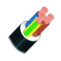 Cable acrílico Barryflex RV-K 0.6/1 kV