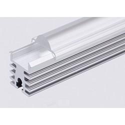Perfil aluminio LLURIA Star 2D