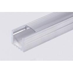 Perfil aluminio LLURIA Star 4