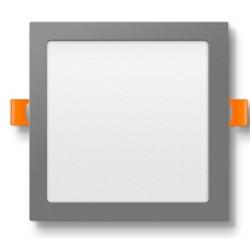 Downlight ALVERLAMP encastrar quadrat 30W