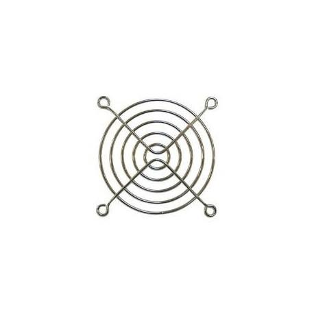 Rejilla metálica para ventilador axial