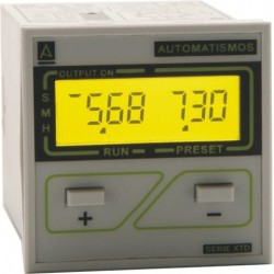 Temporizador AUTOMATISMOS XTD 302