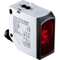 Sensor fotoeléctrico de distancia Sensopart serie FT 55 RLAP
