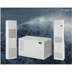 Climatizador refrigerador para armario eléctrico