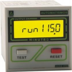 Temporizador seguridad calderas AUTOMATISMOS XTD 2XX