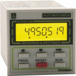 Tacómetre AUTOMATISMOS XVE 050